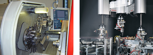 Machining and Equipment
